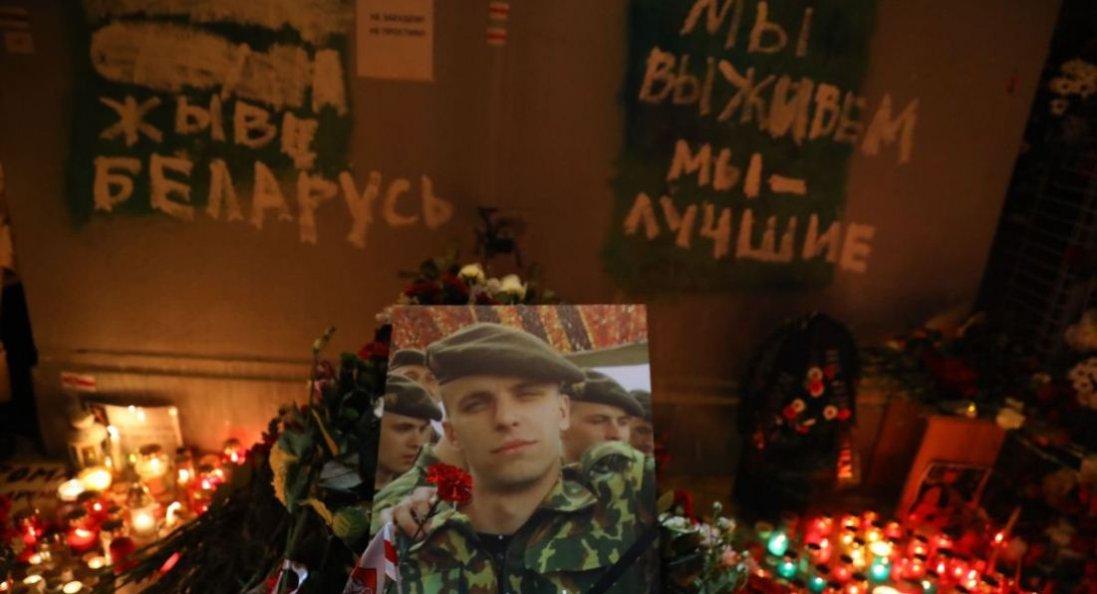Протести в Білорусі: Україна засуджує вбивство мінчанина