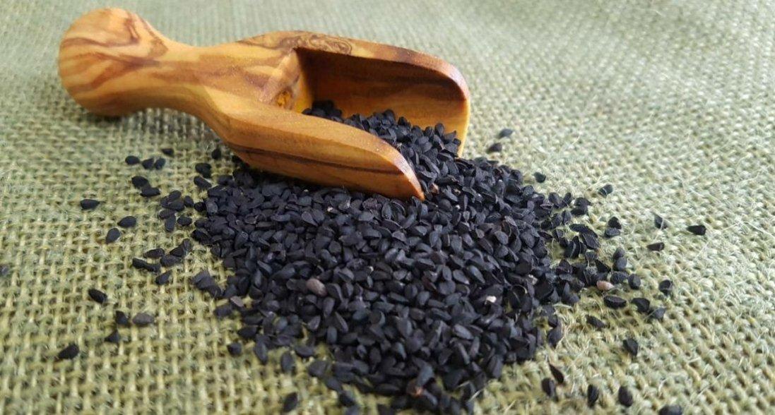 Чорний тмин допоможе при грипі, діабеті та кашлі