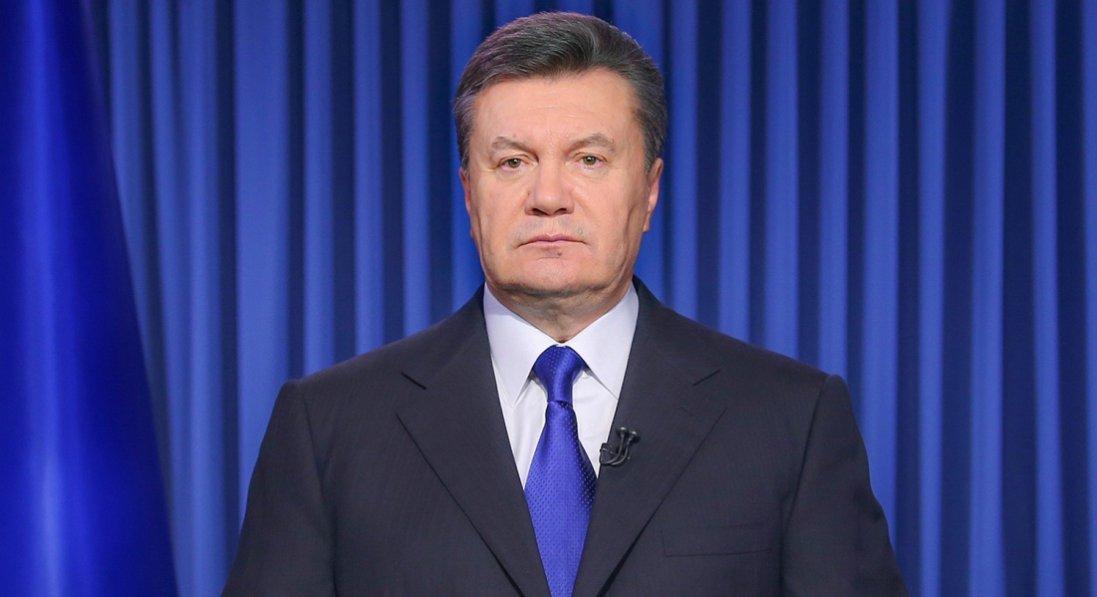 Суд скасував заочний арешт Януковича