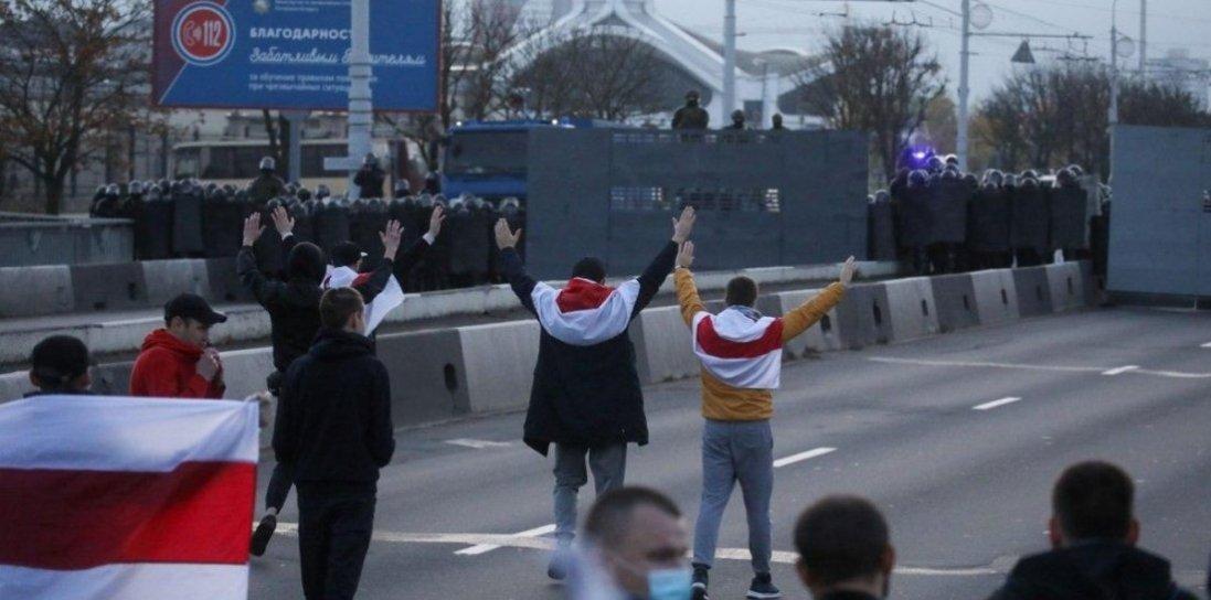 У Білорусі арештовують журналістів