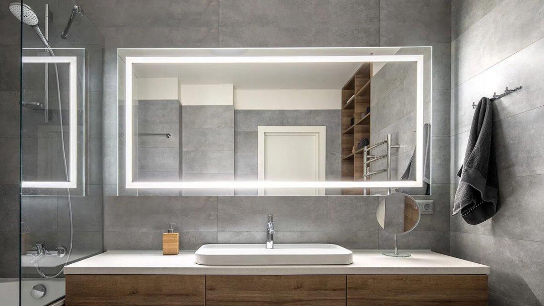Поради щодо вибору дзеркал для ванної кімнати: гід покупця