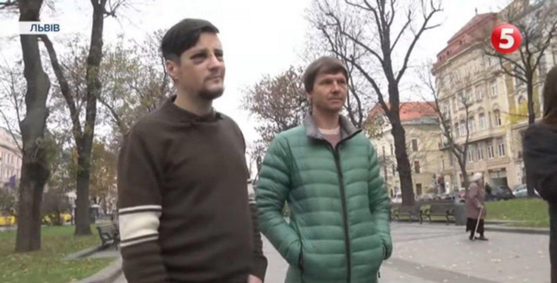Поліцейського з Волині, який з колегами побив ветеранів АТО у Львові, звільнили
