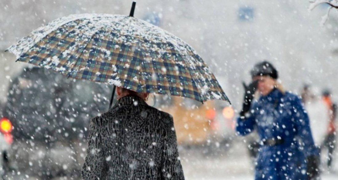В Україні очікують мокрий сніг: де саме