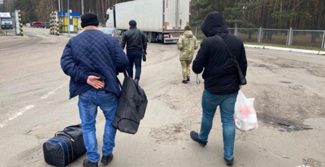 На кордоні з Росією спіймали українця, який був у міжнародному розшуці