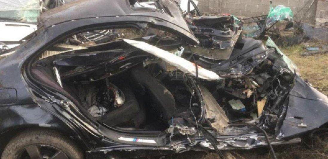 На Рівненщині летальна ДТП: один загиблий, троє тяжко травмованих