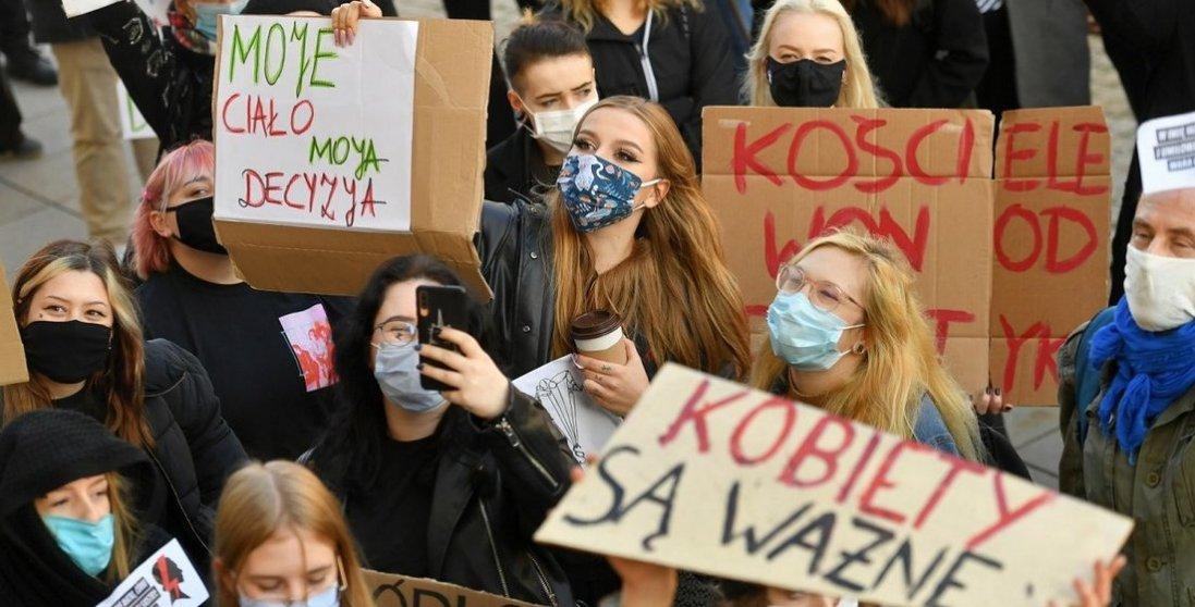 У Польщі нові акції протести