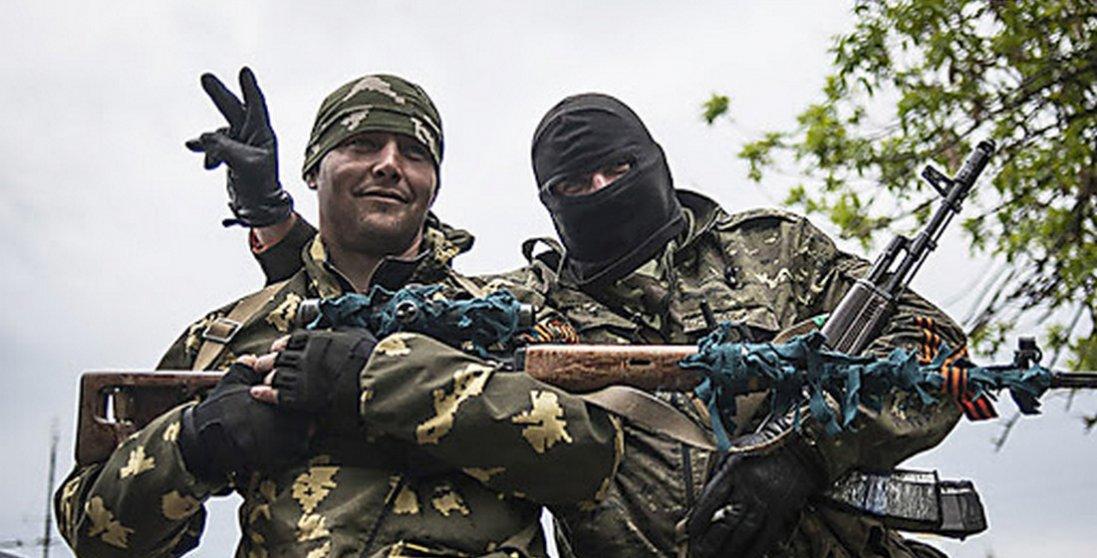 На Донбасі воює 250 найманців із 31країни світу