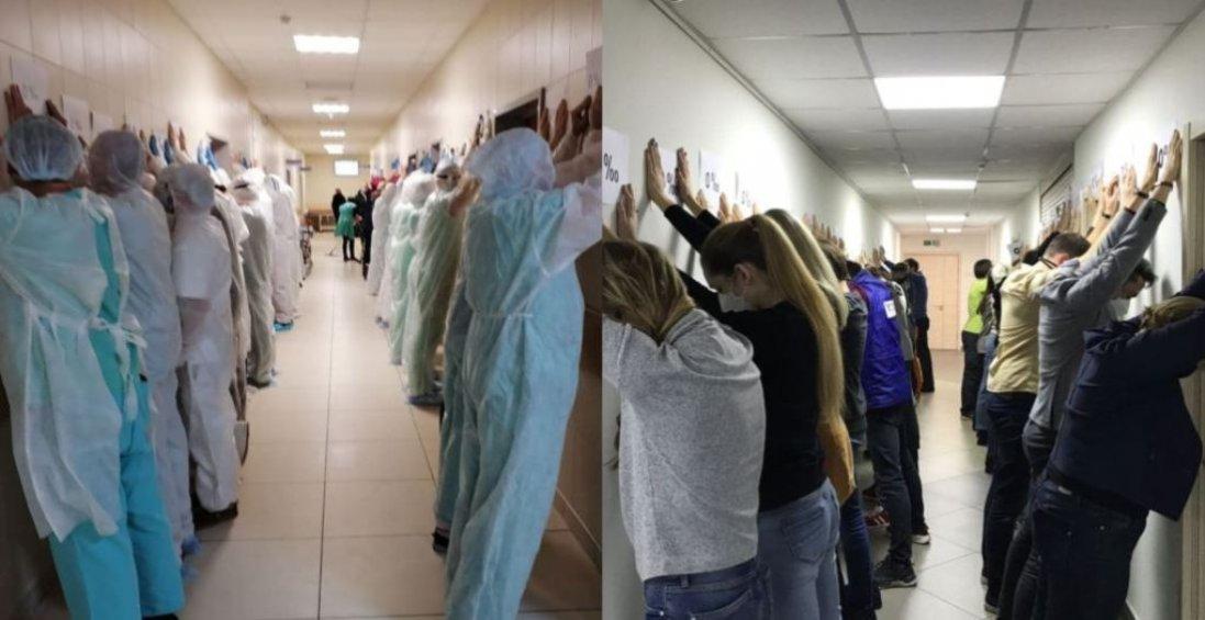 У Білорусі протестують лікарі й журналісти: вимагають звільнити колег