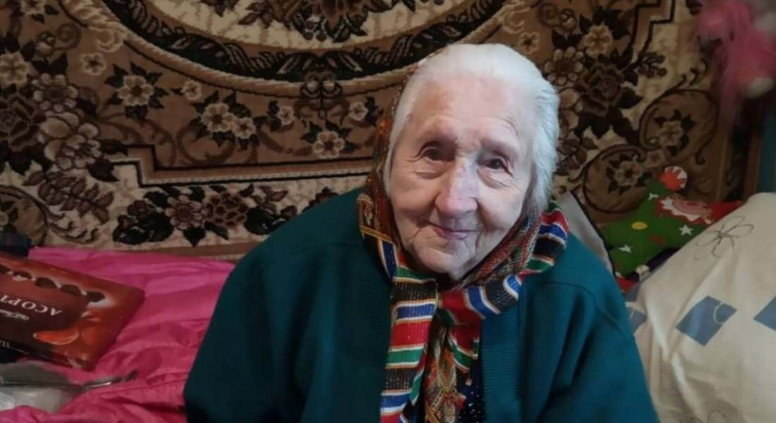 Волинянка не перестає співати аж 100 років!