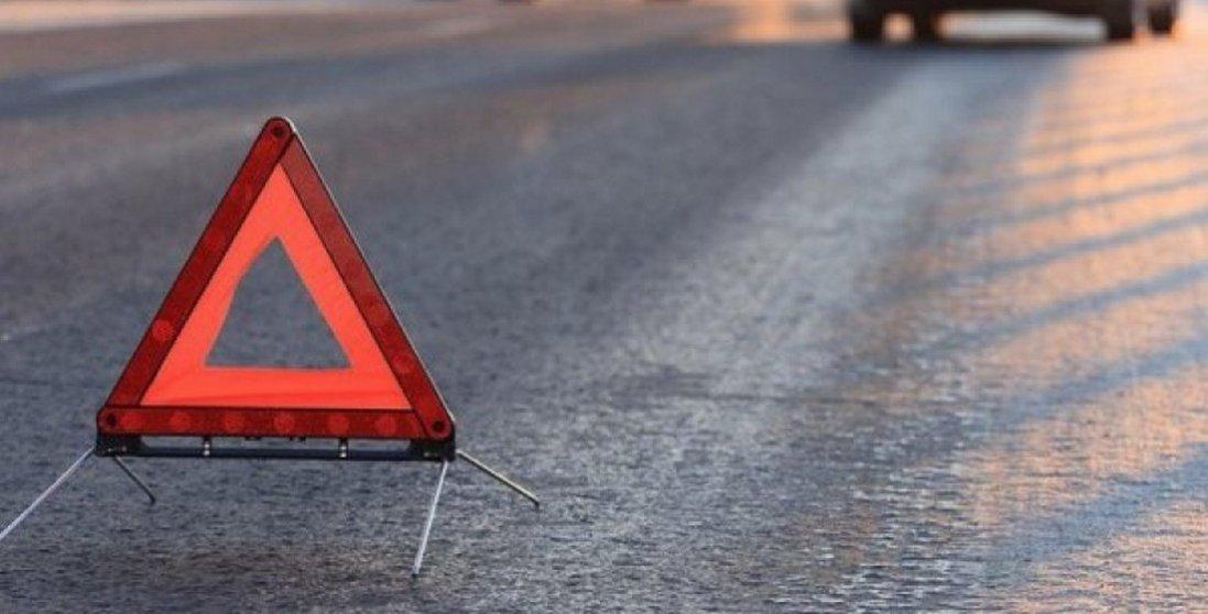 На Волині водій на смерть збив пішохода