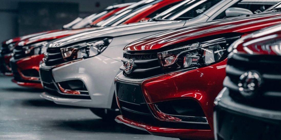 Які авто українці найчастіше купували в 2020 року