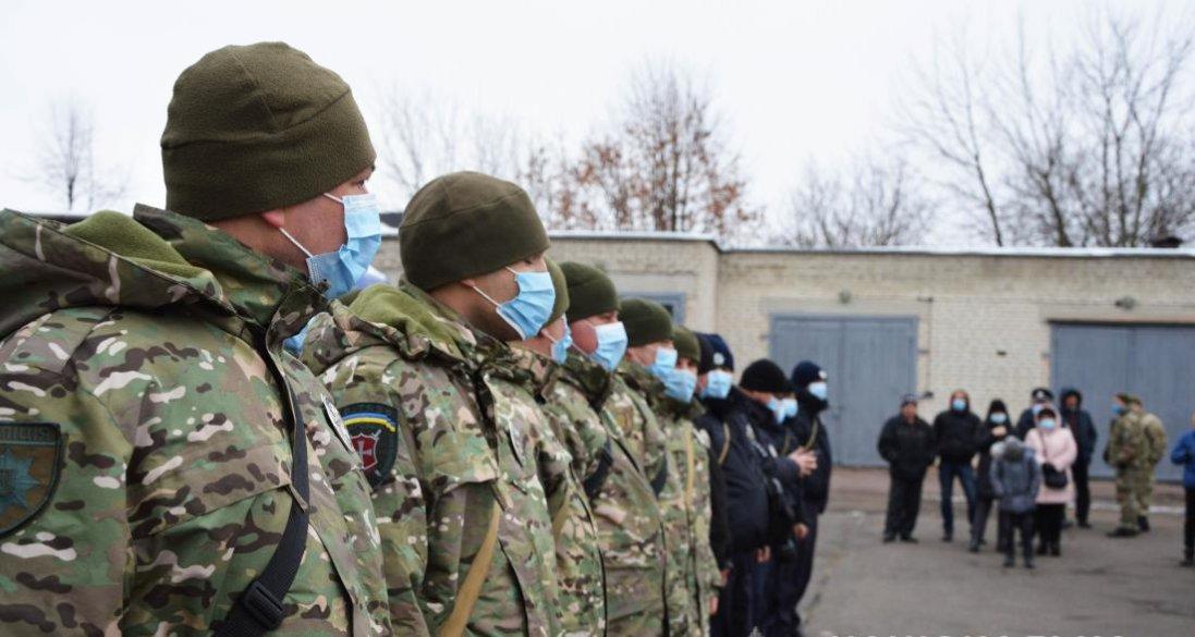 Бійці «Світязя» вирушили на ротацію в зону ООС