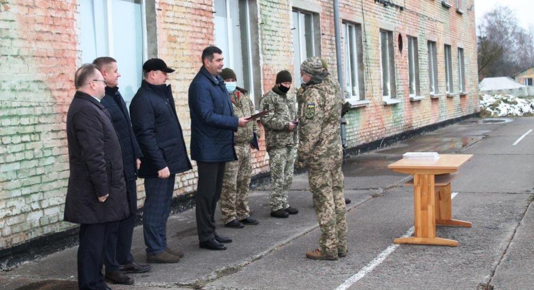 «Українські військові – це армія незламних та нескорених бійців», - Григорій Недопад