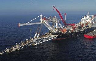 Росія відновила будівництво «Північного Потоку-2»
