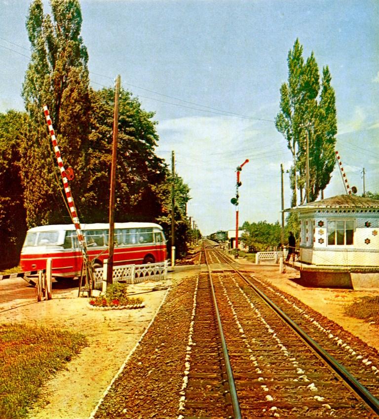 На ділянці залізниці Житомир — Коростень