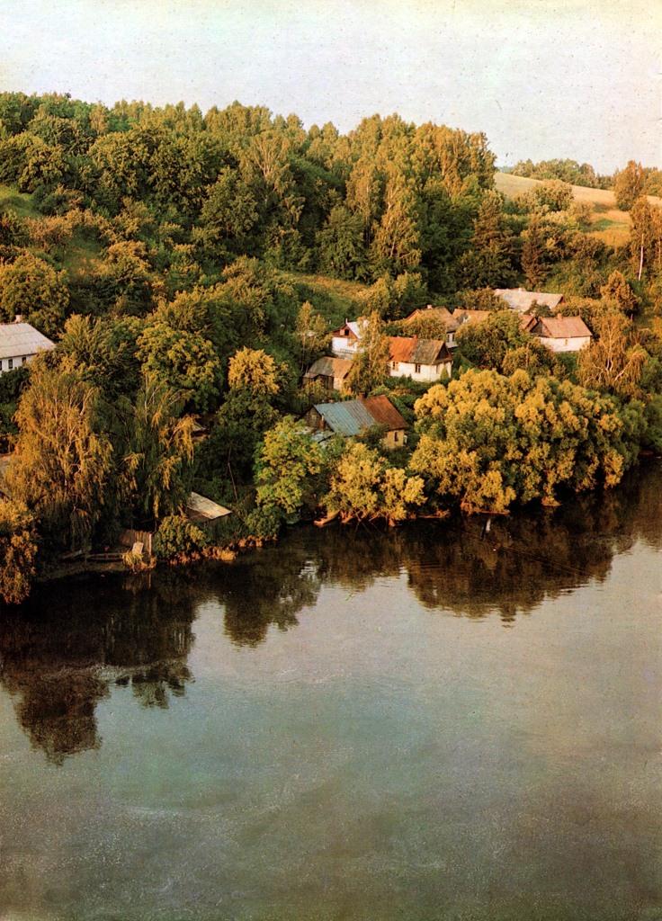 Село на Житомирщині