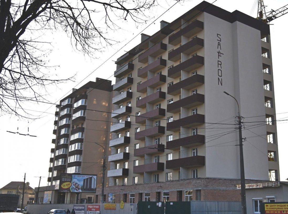 Доступність та ефективність: чому в Луцьку квартири купують в ЖК «Сафрон»