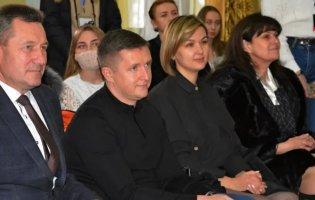 У Луцьку нагородили дітей, які будуватимуть майбутнє України