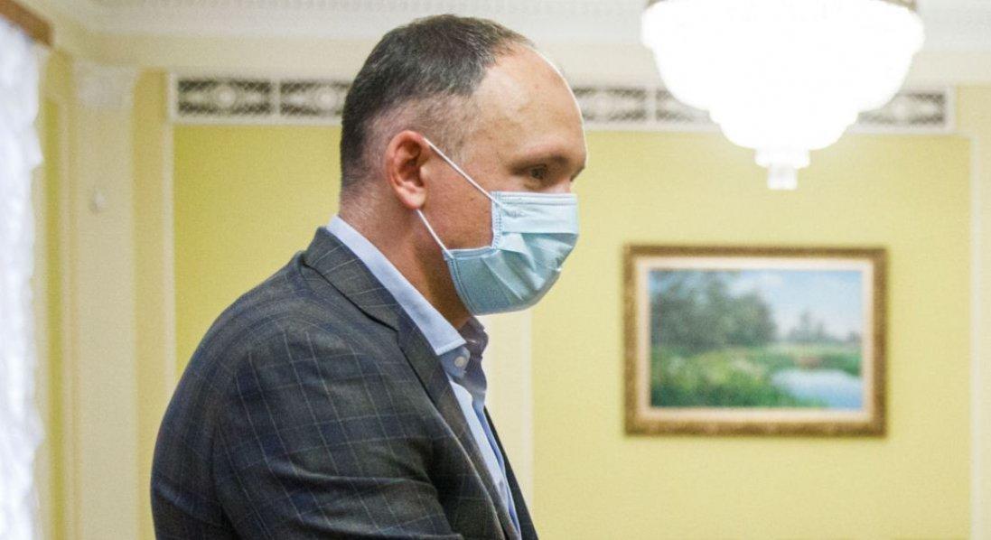 Татаров написав заяву про призупинення своїх службових обов'язків