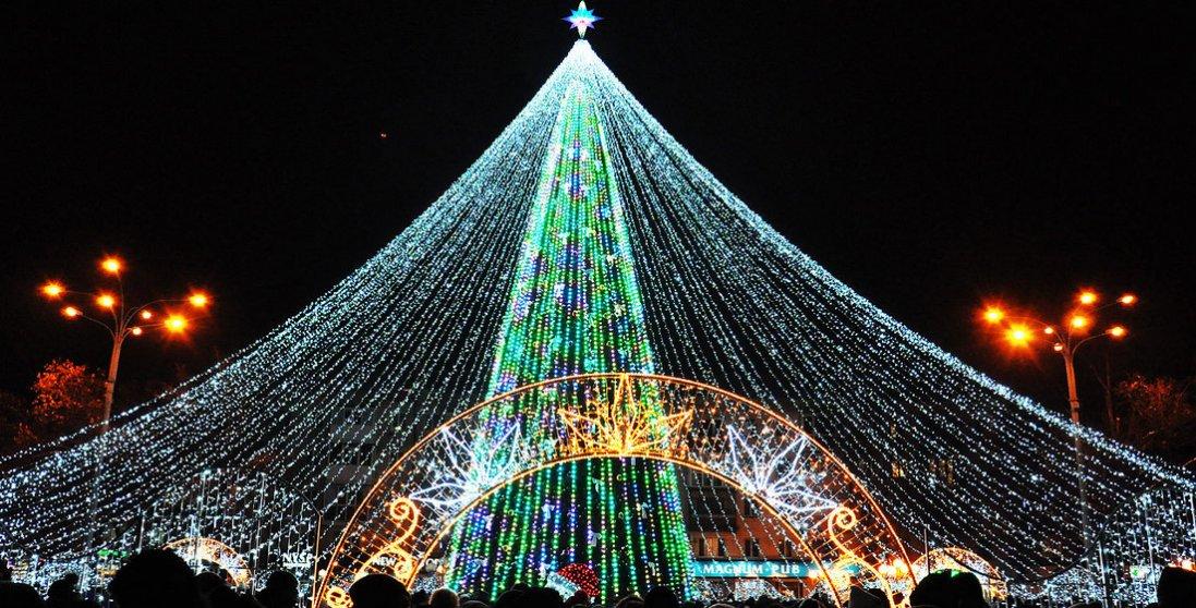 Як Новий рік будуть святкувати у містах України