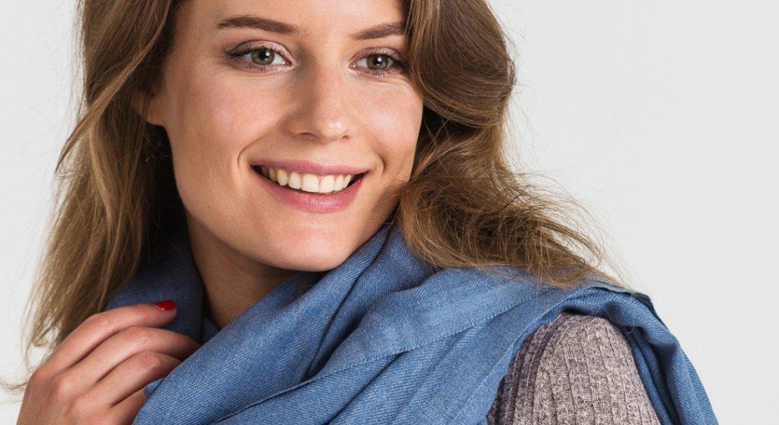 Як обрати стильний шарф
