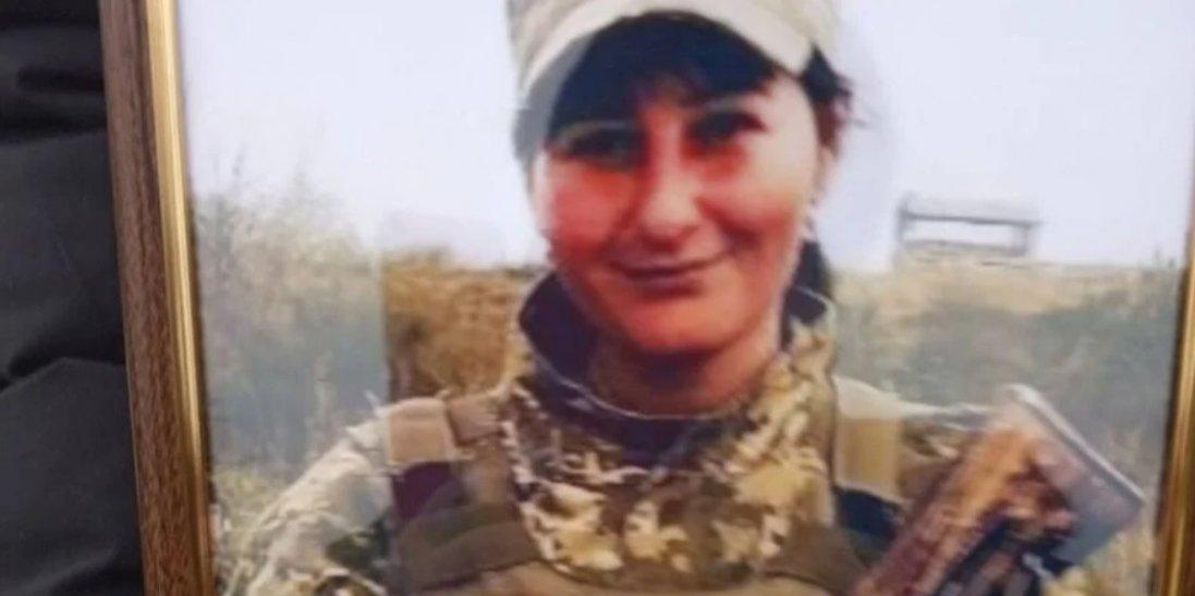 На Сході загинула військова з Вінничини: обставини смерті не розголошують