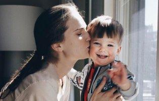 Алла Костромічова розповіла про вагітність і материнство