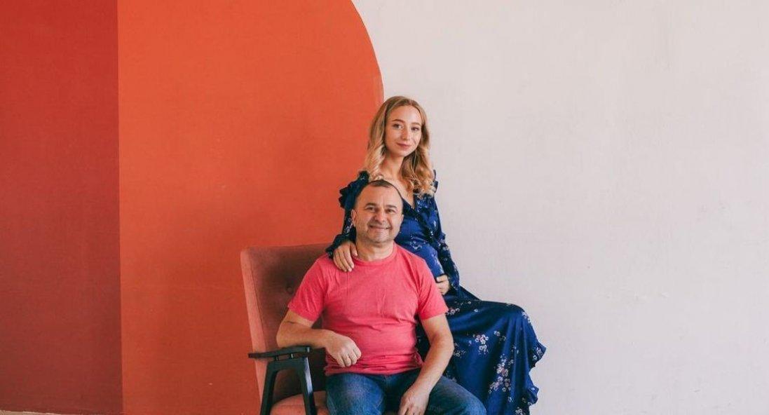 Нова дружина Віктора Павліка – вагітна
