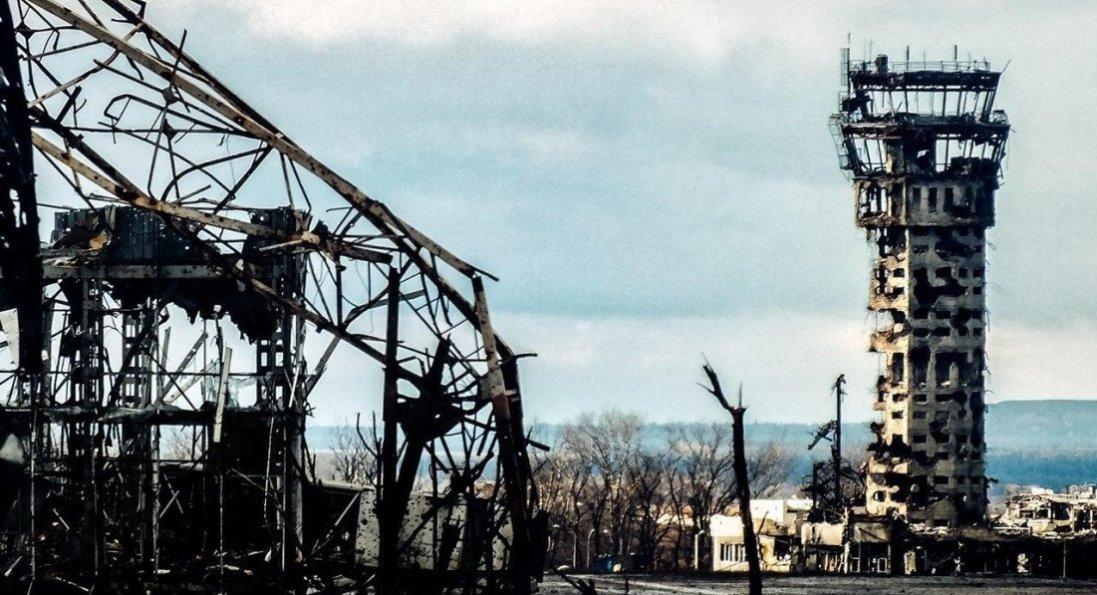 В Україні - День пам'яті захисників Донецького аеропорту
