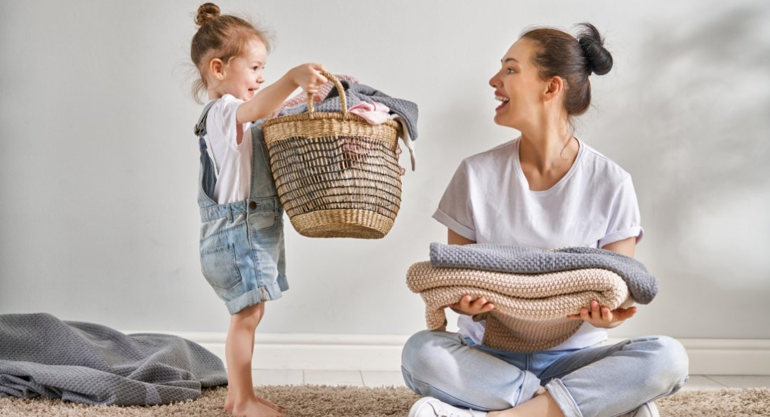 Як навчити дитину виконувати домашні обов'язки