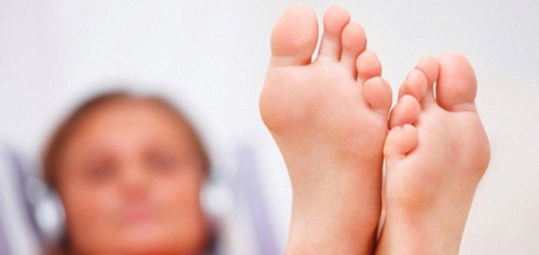 Пальці на ногах розкажуть все про ваш характер