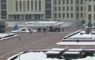 У Білорусі чоловік здійснив самоспалення в центрі столиці