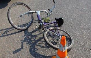 ДТП на Волині: велосипедист потрапив під колеса авто