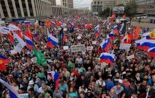 Протести в Росії: силовики затримують навіть дітей