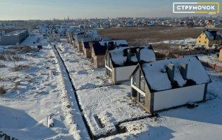 Що нового на зимовому будмайданчику ЖК «Струмочок» та «Амстердам». ФОТОЗВІТ