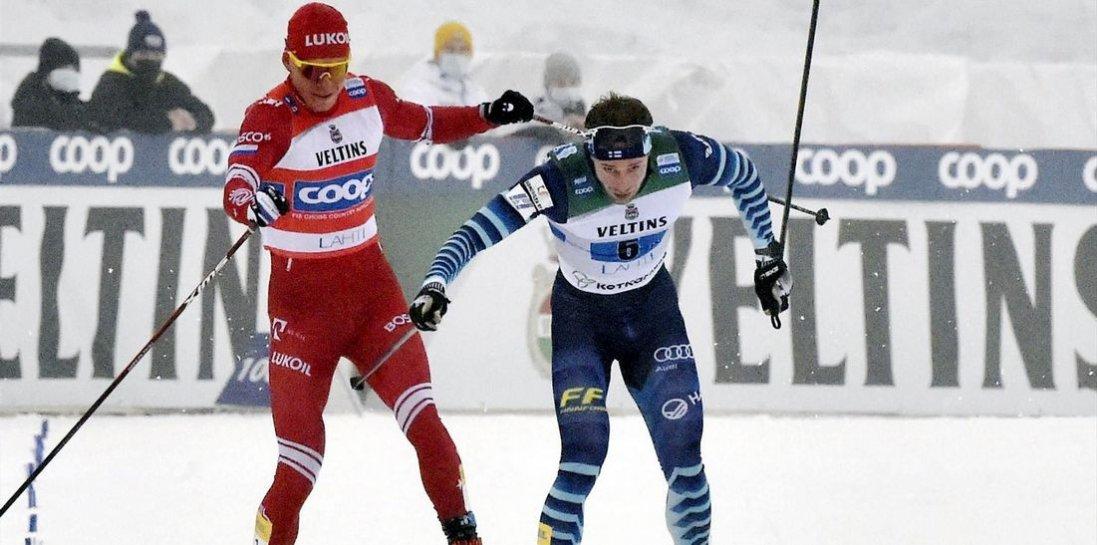 Росія зганьбилася на Кубку світу з лижних гонок через агресивні вчинки лідера збірної