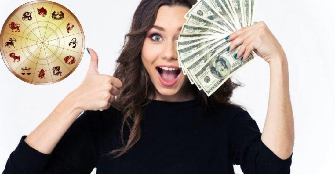 Яким знакам Зодіаку легко дістаються гроші