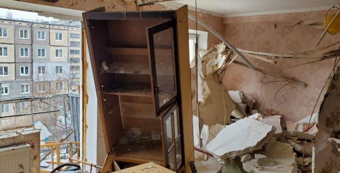 На Дніпропетровщині вибухнув житловий будинок: є постраждалі