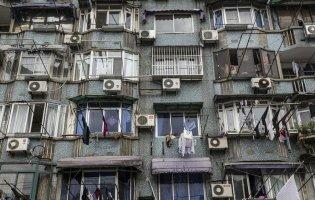 В Україні хочуть ввести штрафи за кондиціонери на фасадах будинків