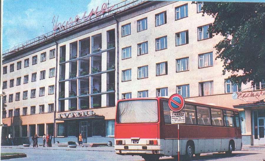 Готель в 1980-х роках