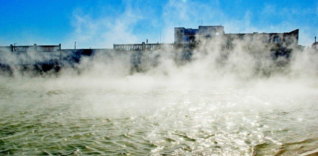 Арабатська Стрілка б'є рекорди за кількістю відпочивальників восени і взимку