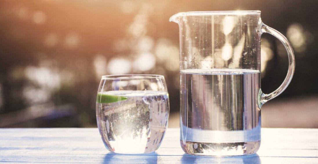 Як діє «водна» дієта: мінус 4 кілограми за 5 днів