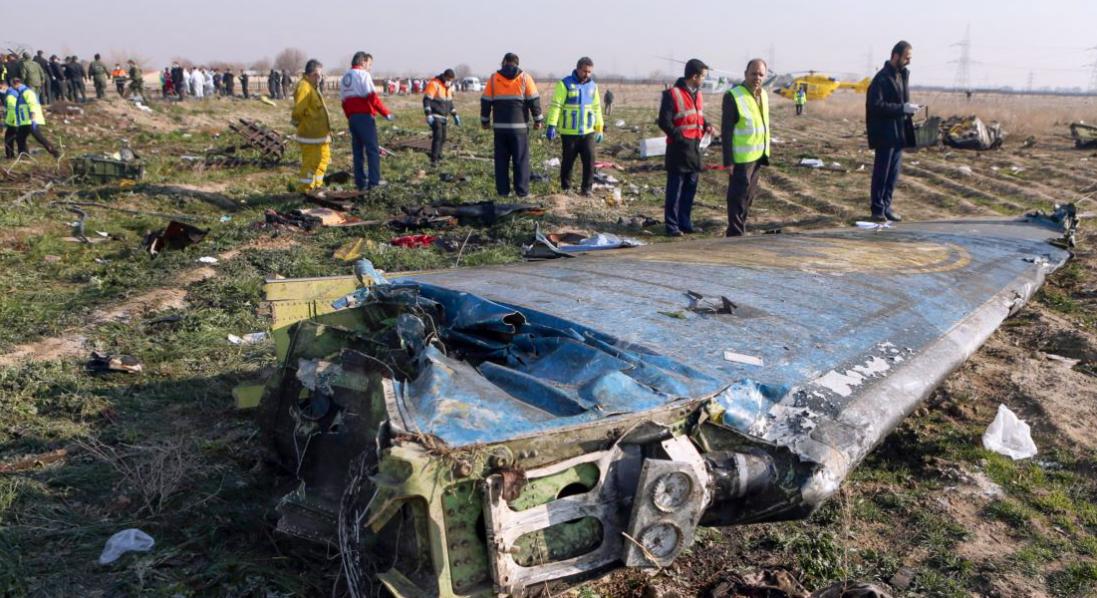 Літак МАУ в Ірані могли збити не випадково, — ЗМІ