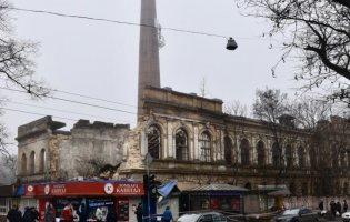 В Одесі обвалився старовинний будинок