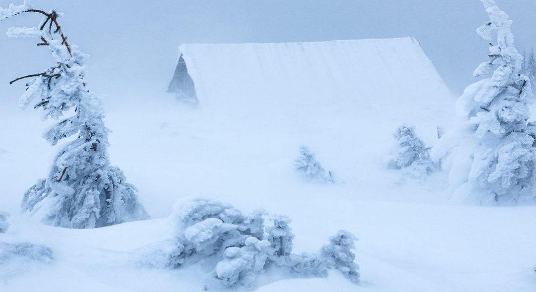 У селі біля Луцька замерз чоловік
