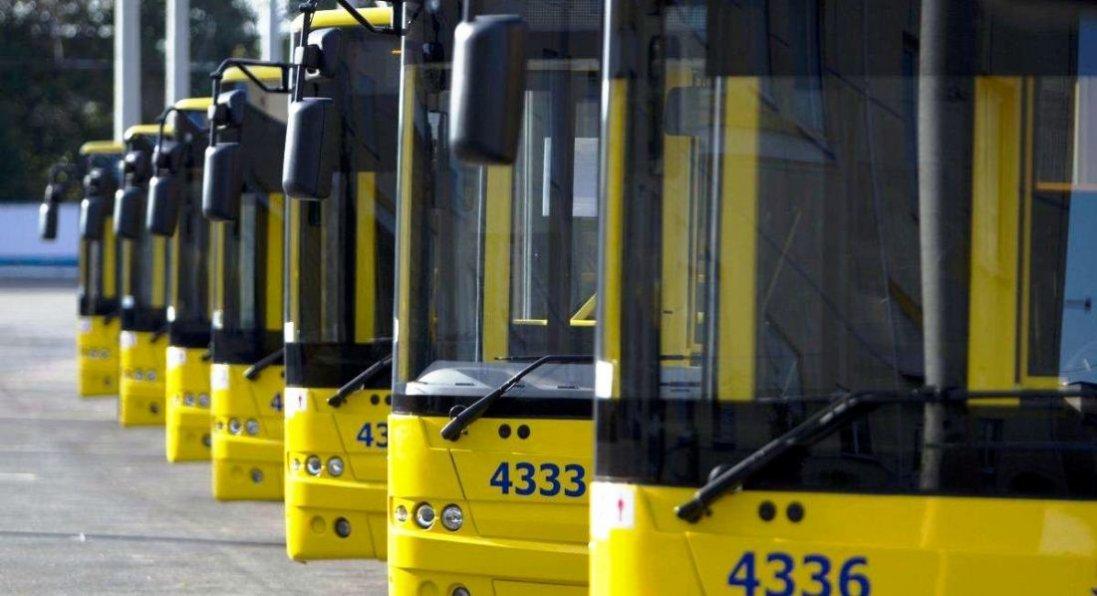 Луцьк отримав нові тролейбуси