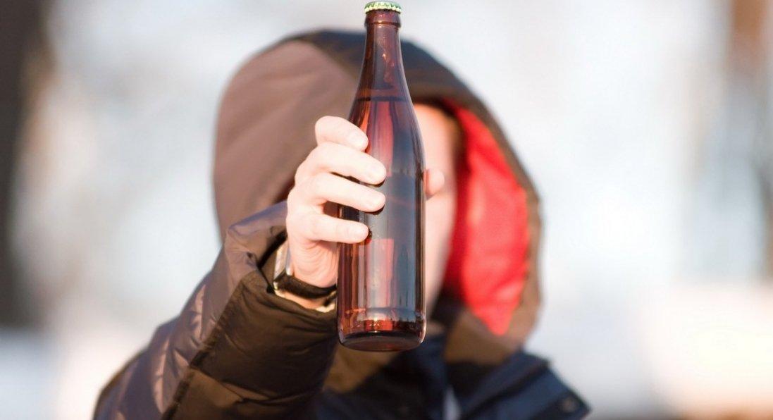На Полтавщині діти отруїлися алкоголем