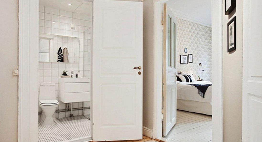 Поради щодо вибору дверей до ванної кімнати. Які двері краще усього переносять вологі приміщення?