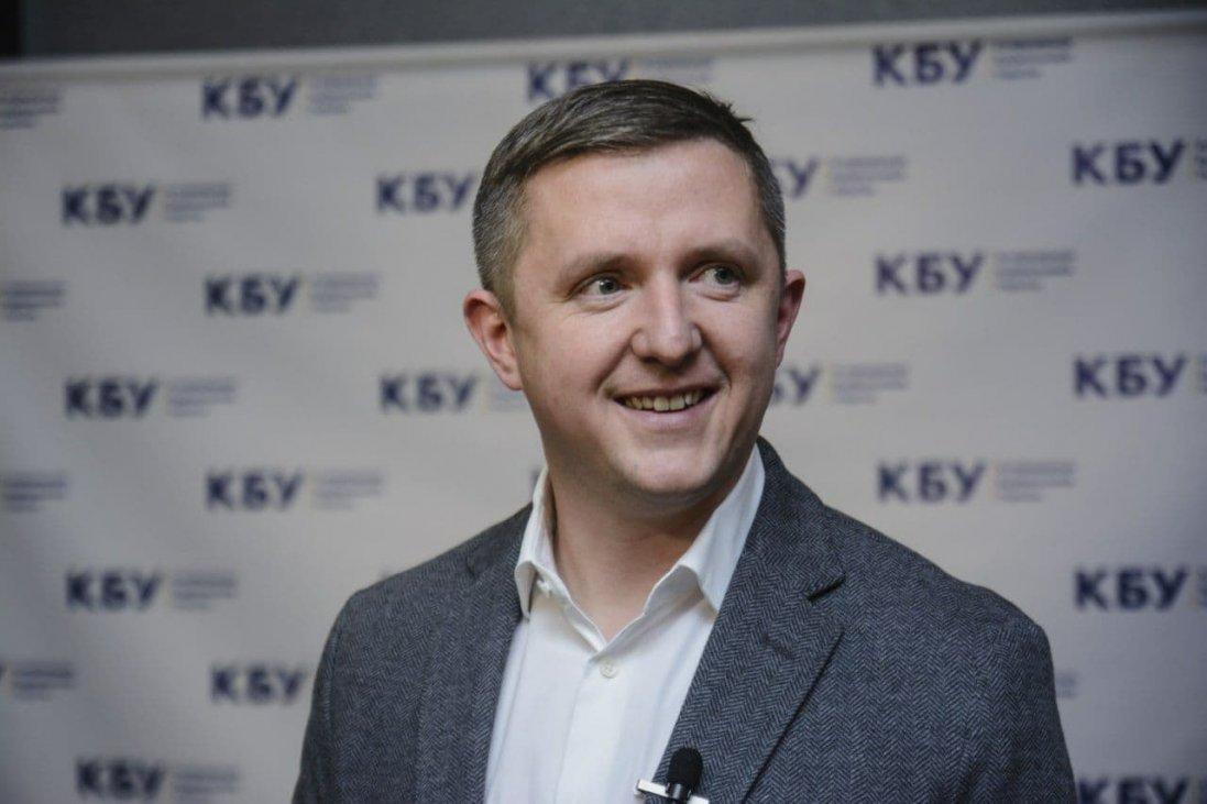 Андрій Разумовський став представником Конфедерації будівельників України на Волині