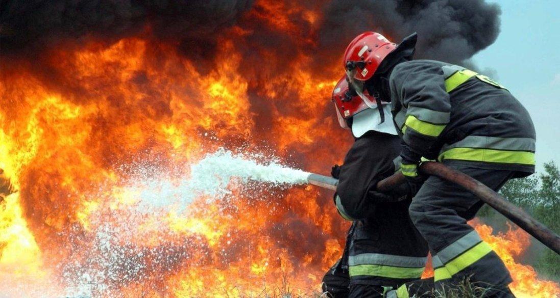 У Дніпрі в пожежі загинули три людини